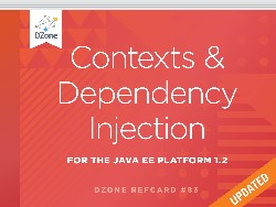 Contexts and Dependency Injection for the Java EE Platform