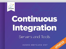 Continuous Integration: Servers and Tools