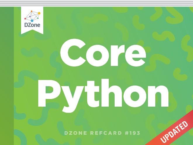 Core Python