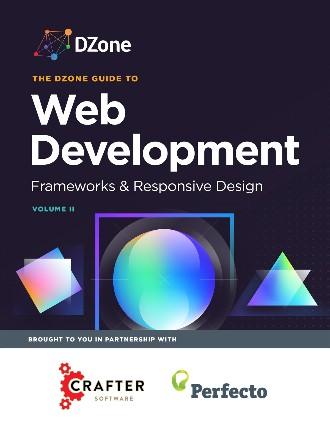 Web Development: Frameworks and Responsive Design