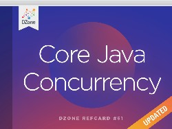 Core Java Concurrency